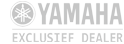 Yamaha exlusief dealer logo
